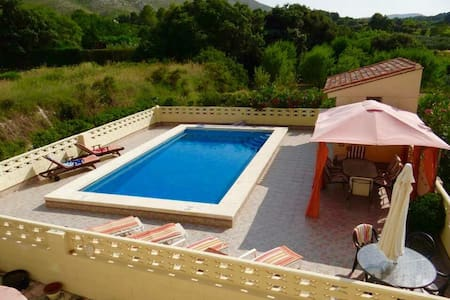 stunning place to stay in the real spain, paradise - Ontinyent - Vila