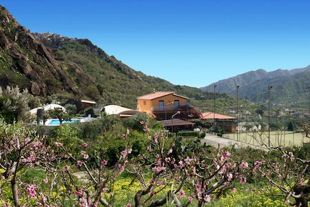 Agriturismo Ghiritina - Francavilla di Sicilia