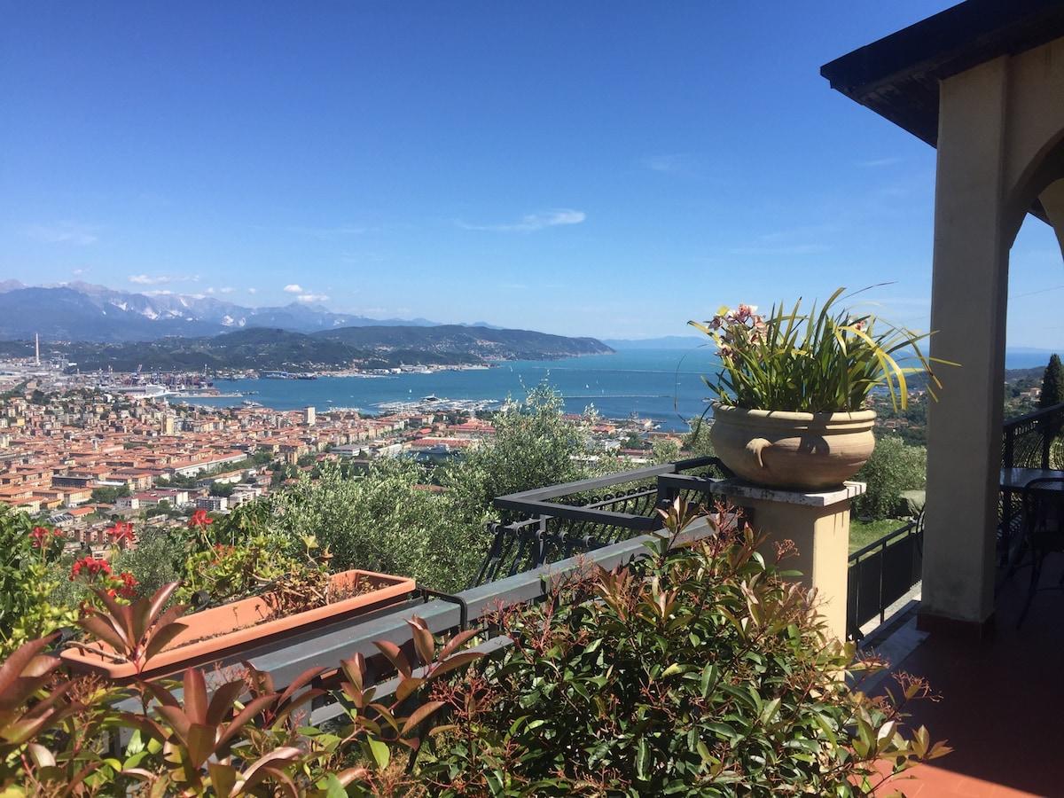 Buying a villa in La Spezia