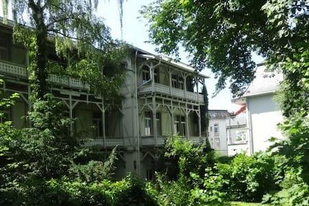 Wohnen Sie wild romantisch und ruhig - Bad Nauheim - Pis