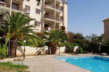 Margo flat Limassol Cyprus close to sea - Agios Tychon - Huoneisto
