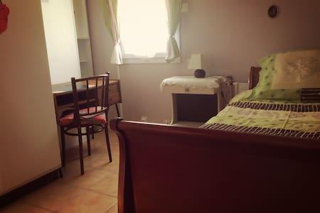 Chambre Calme proche du centre ville de Tours - Apartment