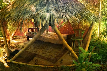 Camping at the Gypsy House - Rincón - Tent