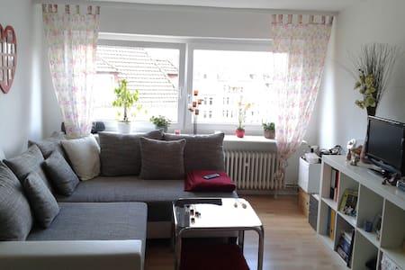 Gemütliche, zentrale 2-Zimmer Wohnung - Hannover