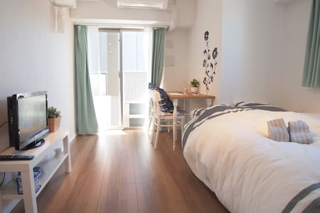 A4 Great access! Wi-Fi Best location of Shinjuku - Apartment