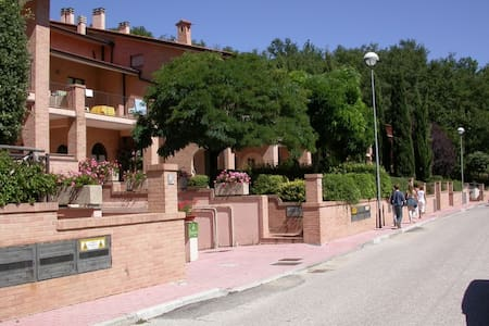 A beautiful flat in Assisi - Jan - Rivotorto - Wohnung