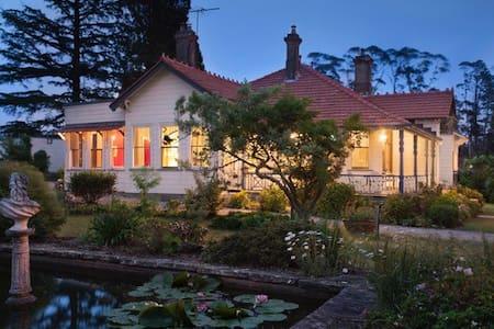 Mark Foy House - Heritage Homestay - Medlow Bath