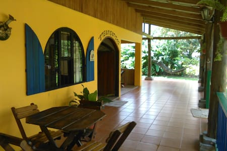 RIO CELESTE BACKPACKERS 1 - Slaapzaal