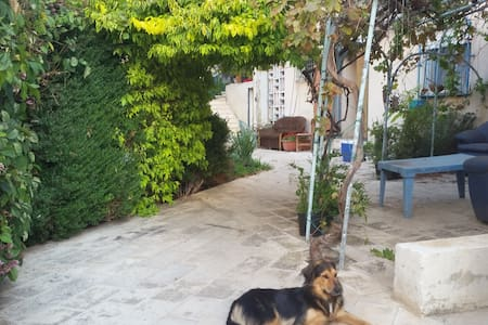 Central and comfy, for 2 or 4 - Haifa - House