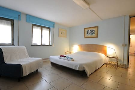 B&B Orvieto Centro Essere Blue Room - Orvieto Scalo - Bed & Breakfast