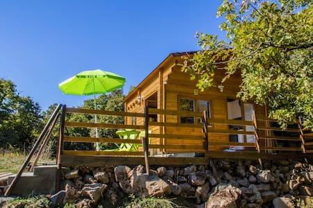 Chalet Cosi en pleine nature - Dağ Evi
