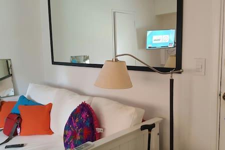 La Imprenta Ambiente con wifi y smart tv - Apartment