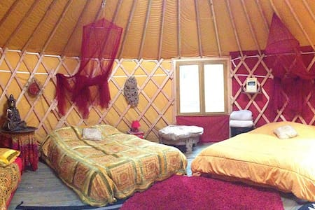 Yourte Rouge - Yurt