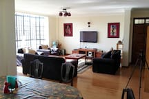 Picture of Large, airy apartment, secure residential area