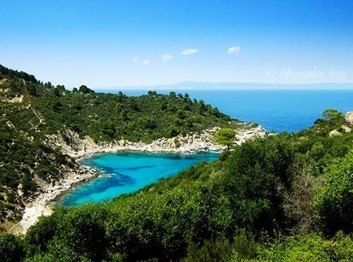 В ситонии греция