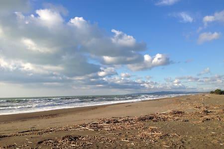 Toscane: Apt  avec vue sur la mer - Campiglia Marittima - Appartement