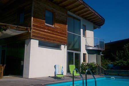 Haus Sonnseiten mit Pool - Ház