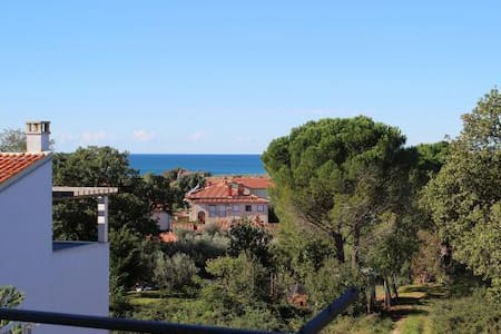 APARTMENT LUIGIA with sea view - Novigrad - Apartemen