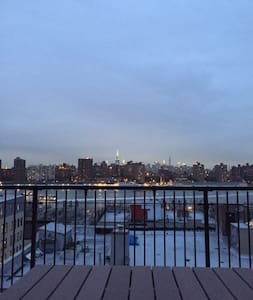 Private Room in Dumbo Loft - Brooklyn - Loft