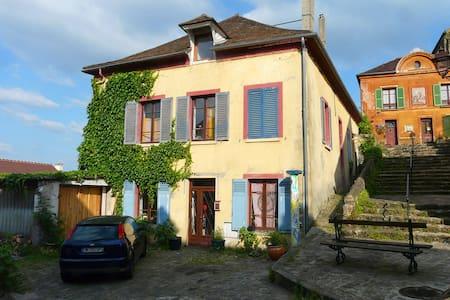 la maison jaune - Gometz-le-Châtel - Haus