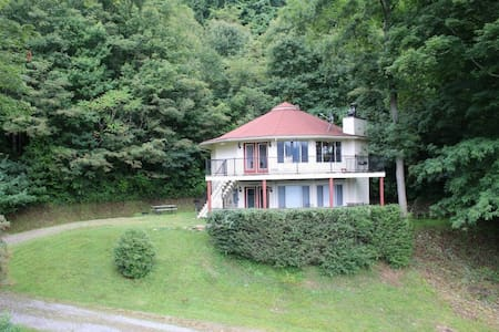 NC 2-Story, 2/2 Mountainview Home, Blue Ridge Pkwy - Burnsville - Casa