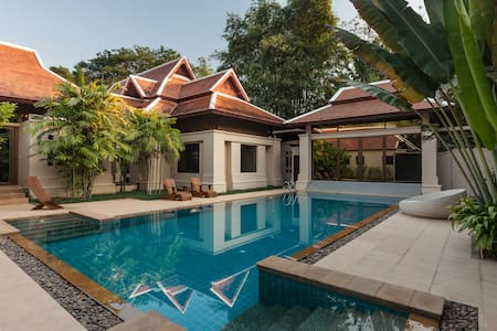 Private executive luxury villa - House