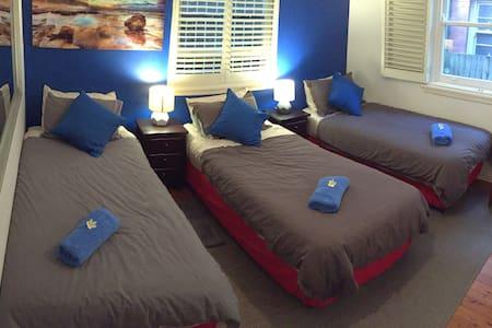 Kirribilli shared room by harbour - North Sydney - Wohnung