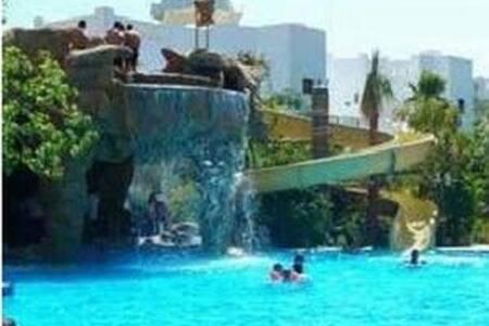 Flat in 5stars Resort Delta Sharm