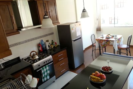 Condor View Apt. 3 Comfy&Private - Sucre - Appartement