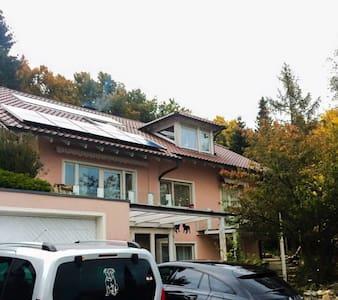 Casa del Nucki im Naturpark Obere Donau - Pis