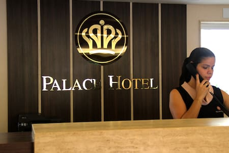 Palace Hotel - Campos dos Goytacazes - Andet