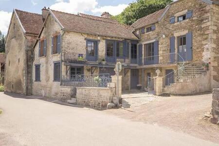 chambre sieste d été - Rochefort-sur-Brévon - Bed & Breakfast