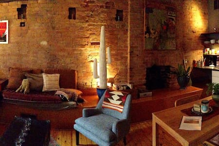 Bohemian / Modern Apartment in OTR - Cincinnati - Appartamento