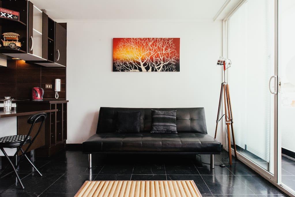 La mejor panoramica de santiago departamentos en for Utensilios de cocina santiago chile