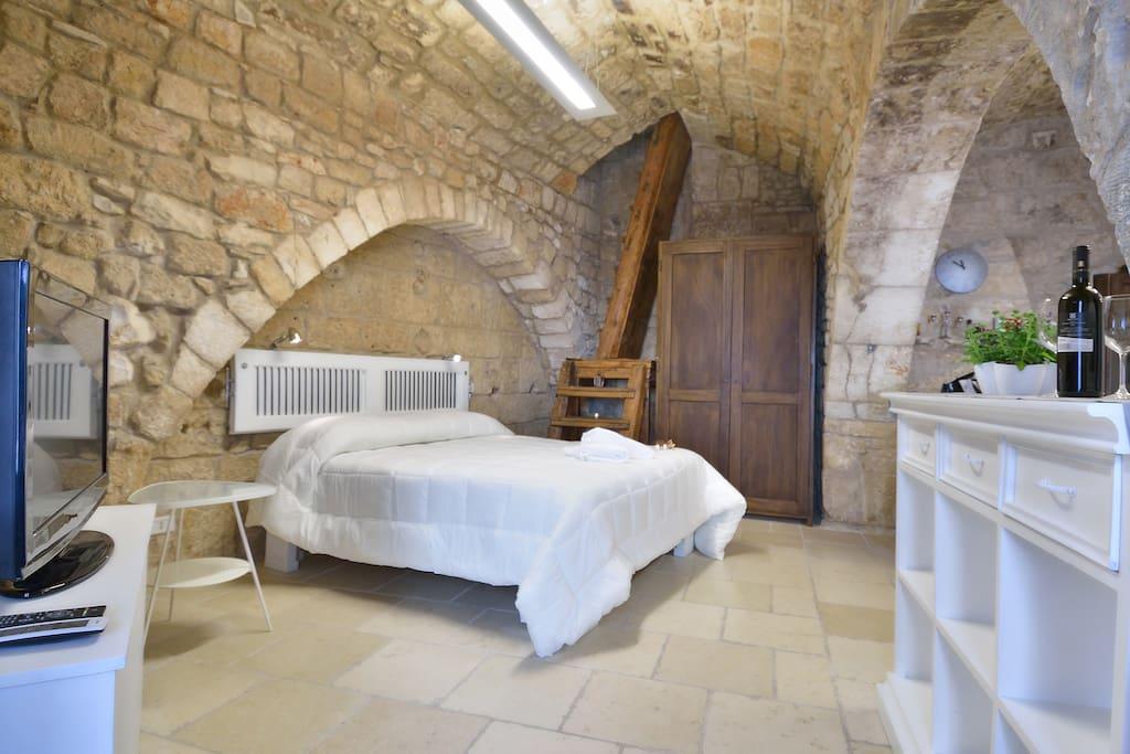 Dimora Grecale - Stone apartment