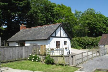 Delightfully cosy Country Cottage - Carmarthenshire - Hus