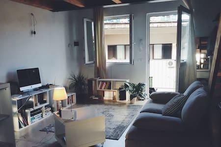 Cozy Loft/ open space - Milan