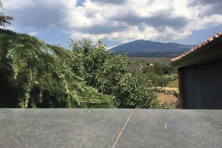 Belvedere tra Etna e mare - Casa