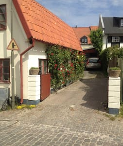 Gårdshus i Visby innerstad - Guesthouse