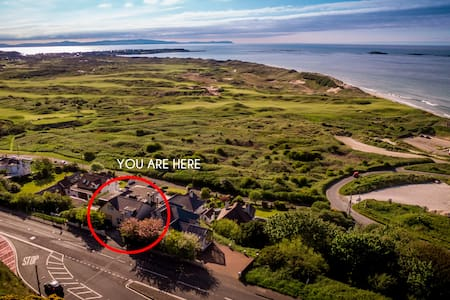 Whiterocks Beachhouse2 Antrim Coast - House