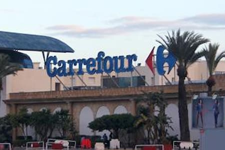 CARREFOUR'S APPARTMENT - Wohnung