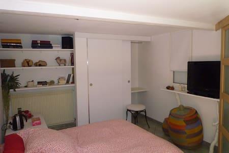 Chambre double, entrée et sdb indépendantes - Casa