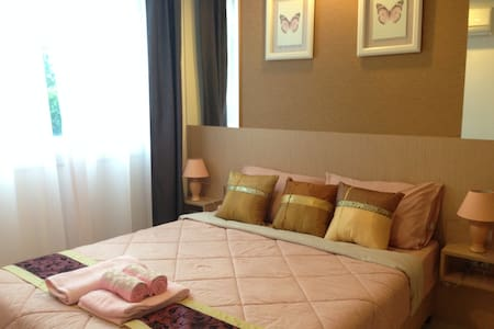 1 BDR with super pool view @ Paradise Park Pattaya - Muang Pattaya