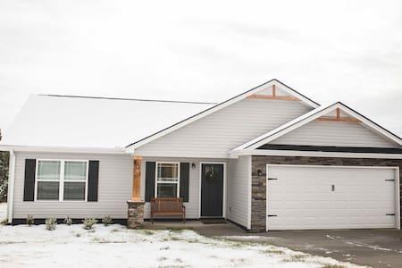 Modern Farmhouse in Anderson, SC - Anderson