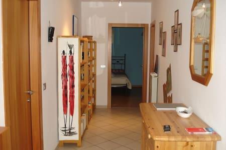 Appartamento TreninorossodelBernina - Leilighet