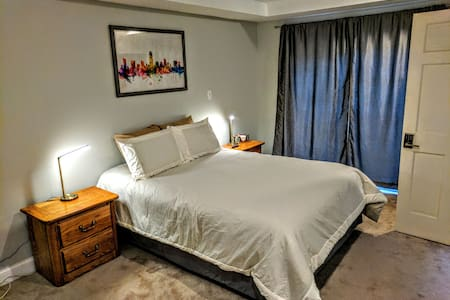 Awesome Master BDRM w/Free Parking - Baltimore - Maison