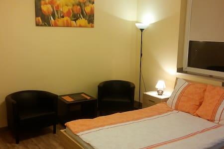 Pokój dwuosobowy - Apartment