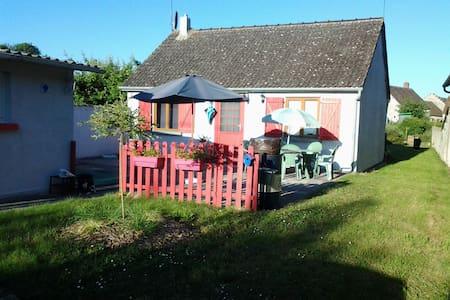 maison avec jardin - Dům