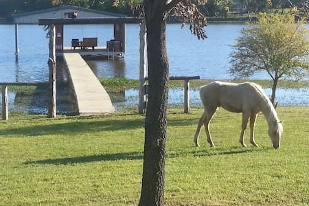 Mustang Ranch on Lake Fork - Alba - Autre