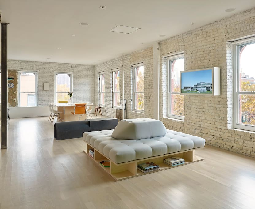 Beautiful lower east side loft appartamenti in affitto a for Appartamenti affitto nyc